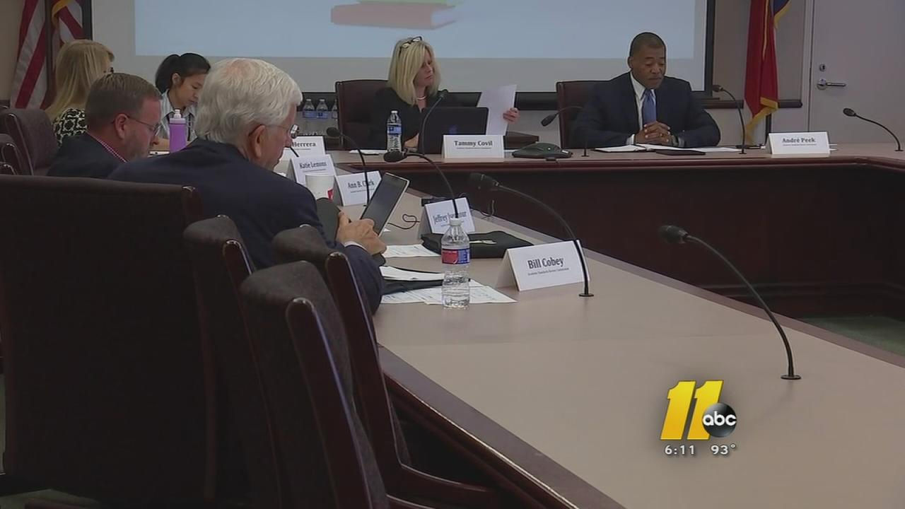 NC panel reviews common core standards