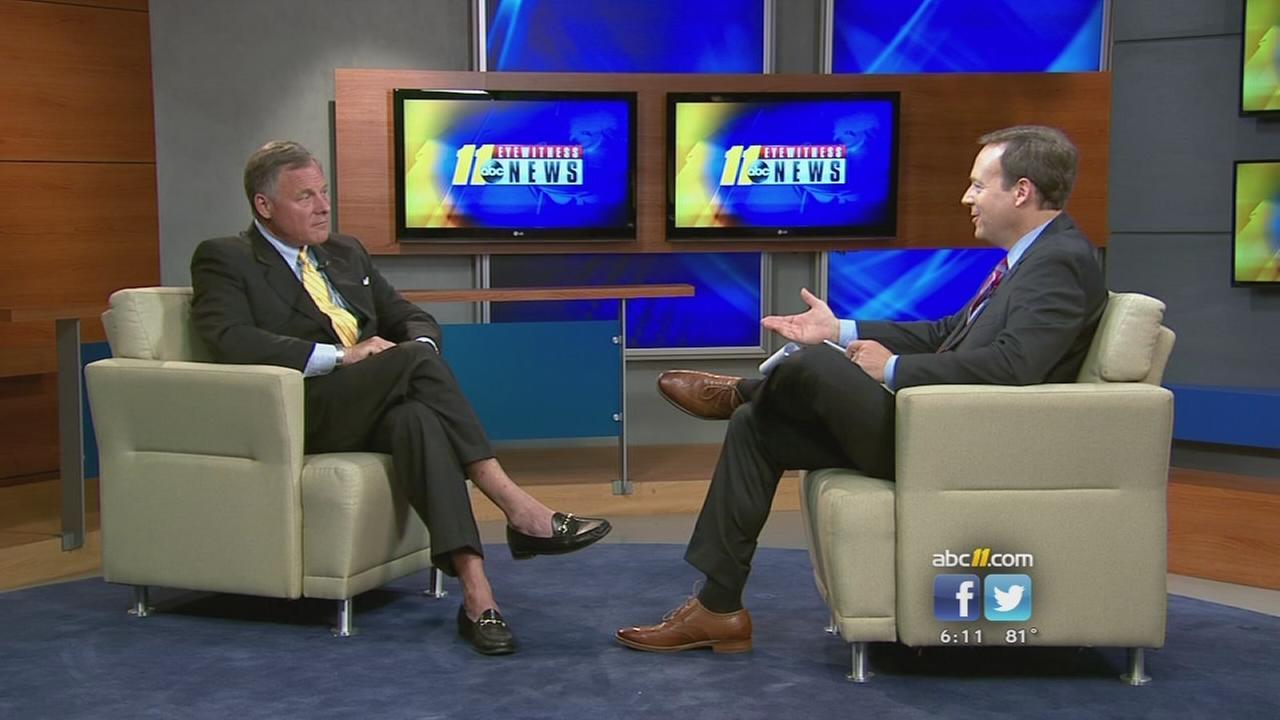 Senator Burr concerned about terror threat