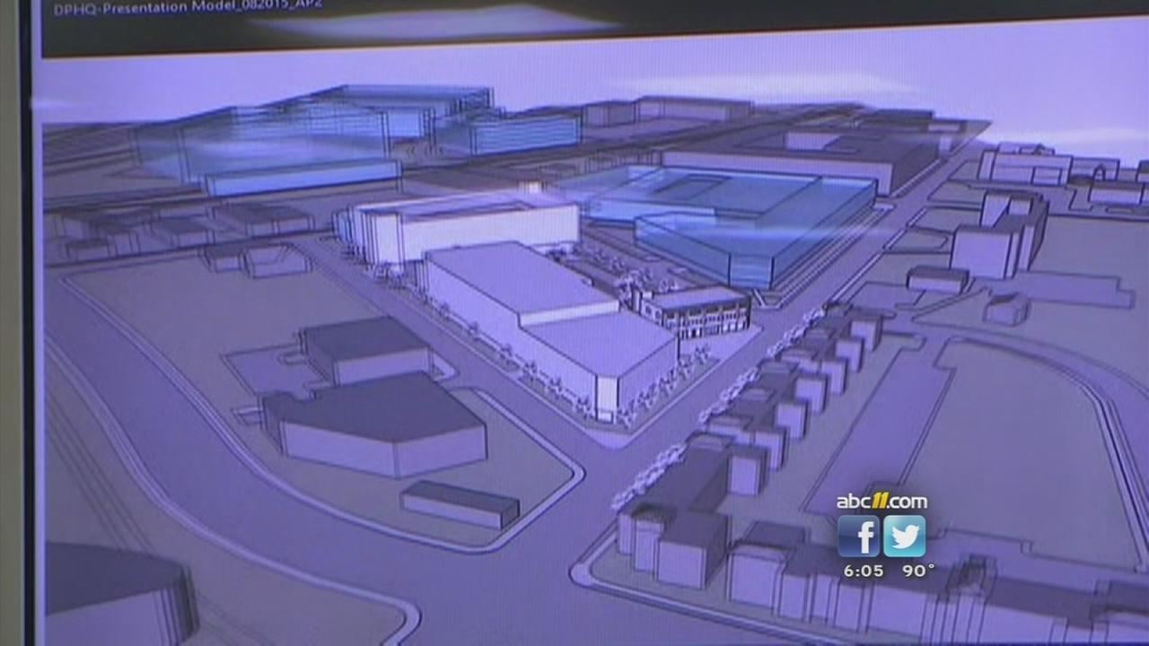 DPD looking to build new headquarters