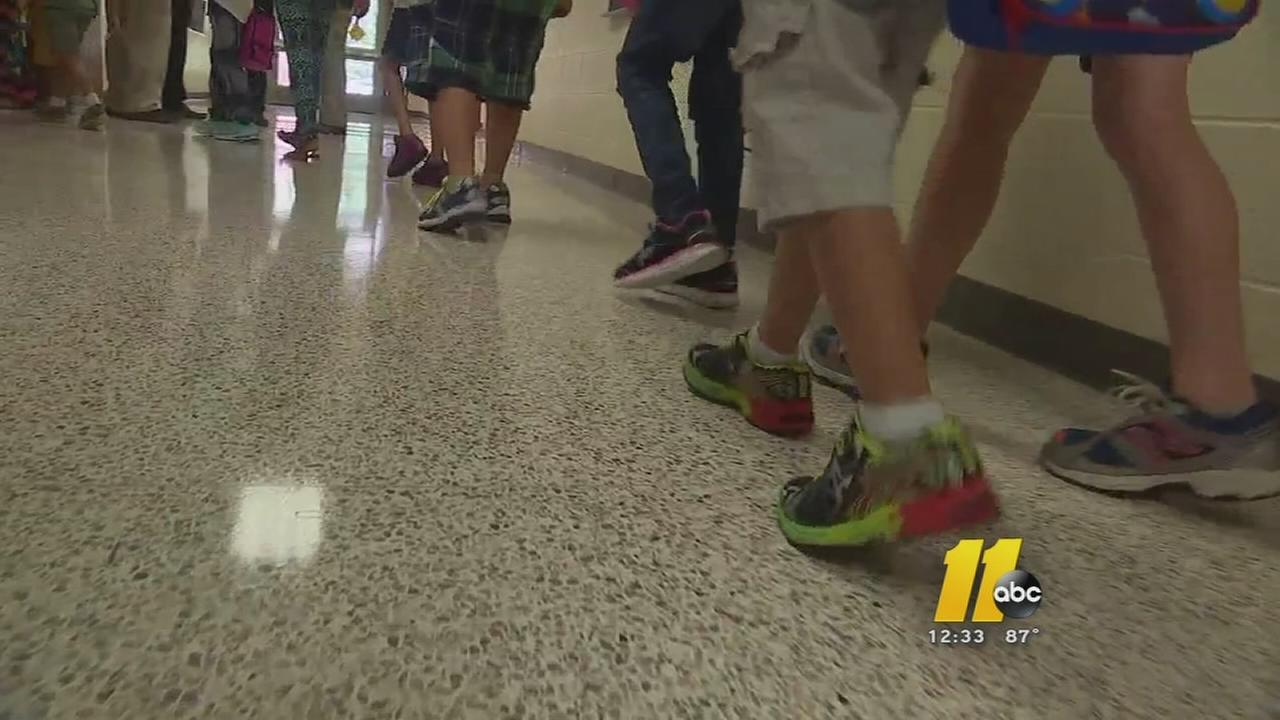 Students return to A/C, improvements in Hoke County