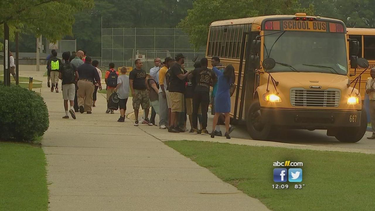 Cumberland County students return to class
