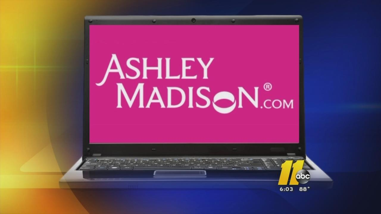 ashley madison south carolina