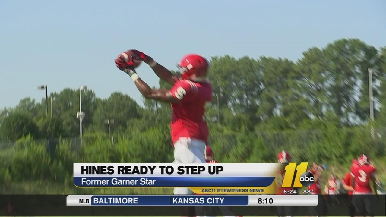 Former Garner star ready to prove himself at NC State