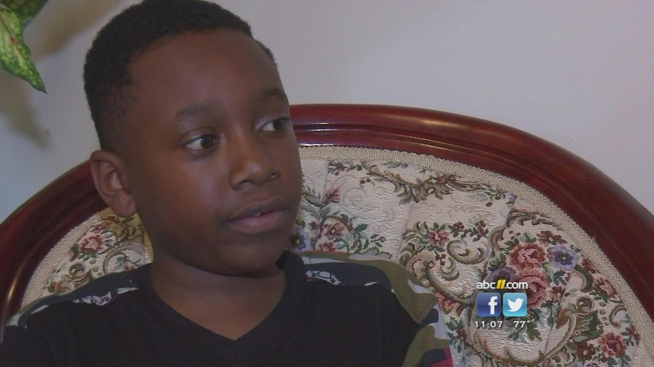 Parents angry because Sanford child told to get on school bus