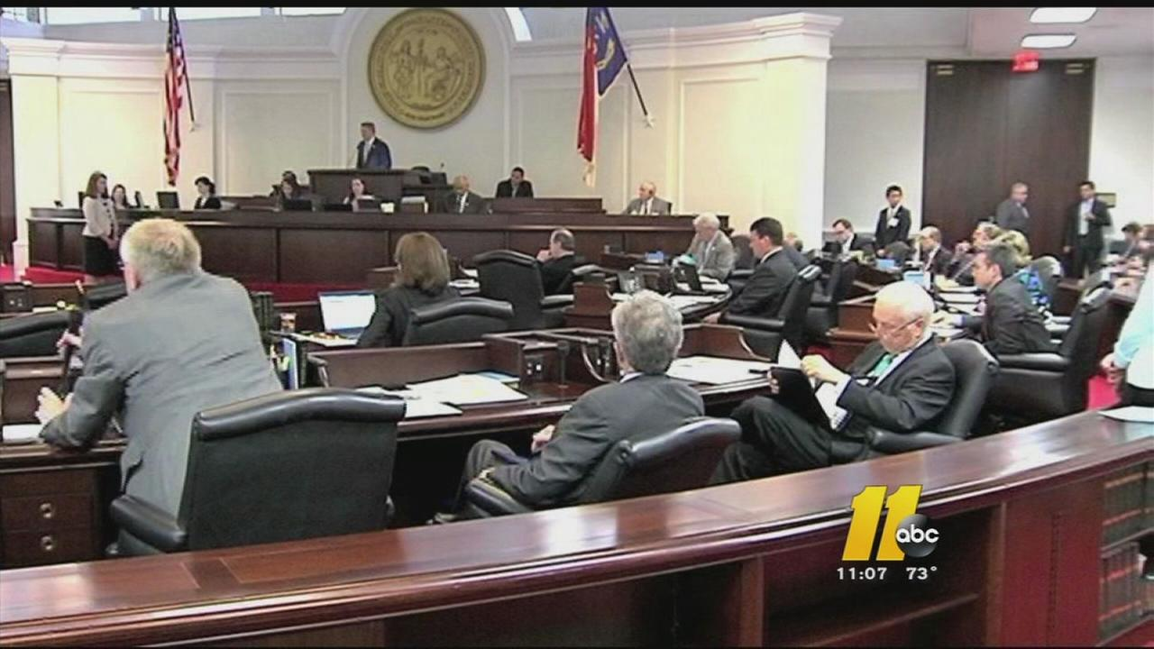 Budget agreement reached on NC worker pay