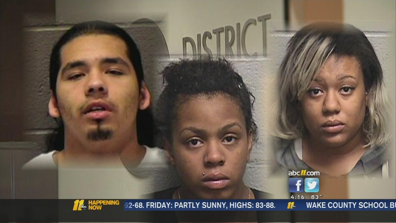 More suspects arrested in shooting