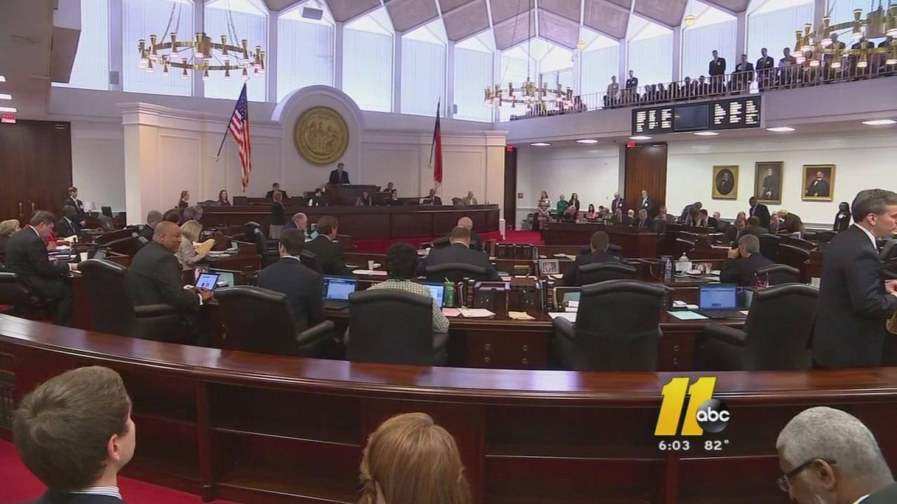 New stopgap spending bill approved by NC lawmakers