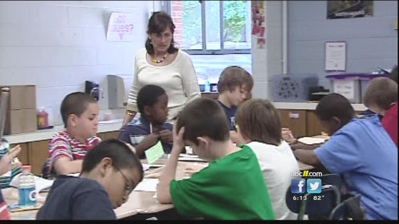 NC teacher assistants wait to learn their fate