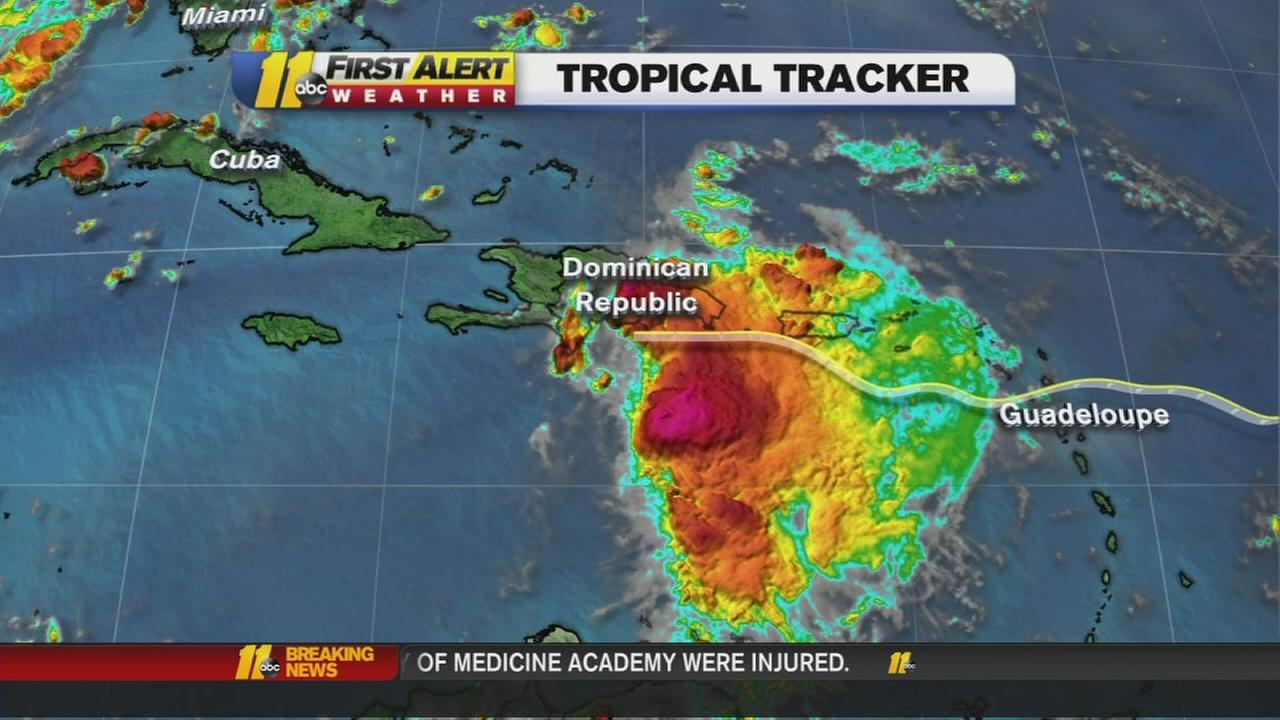 Tropical Storm Erika prompts state of emergency in Florida