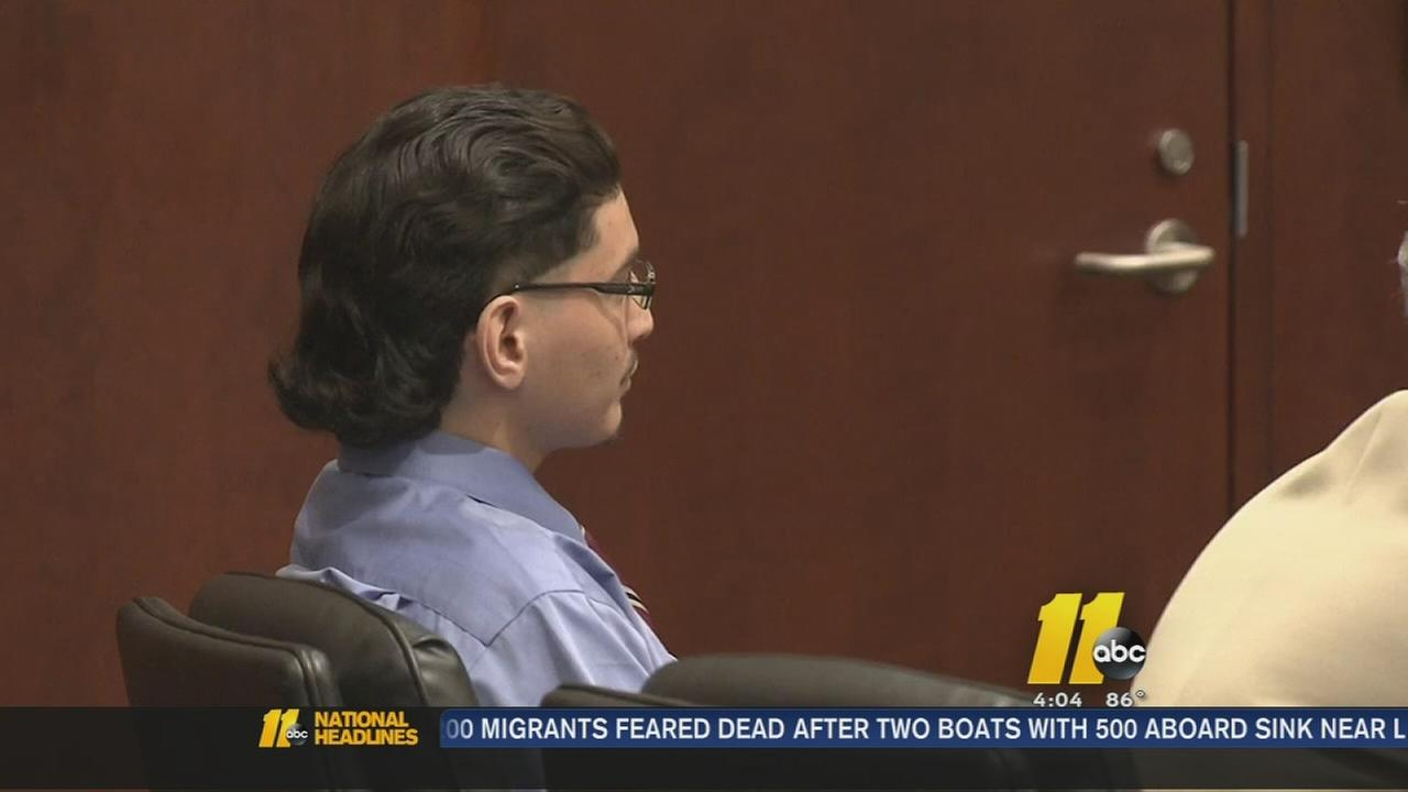Man found guilty of murder in deaths of Wake County couple