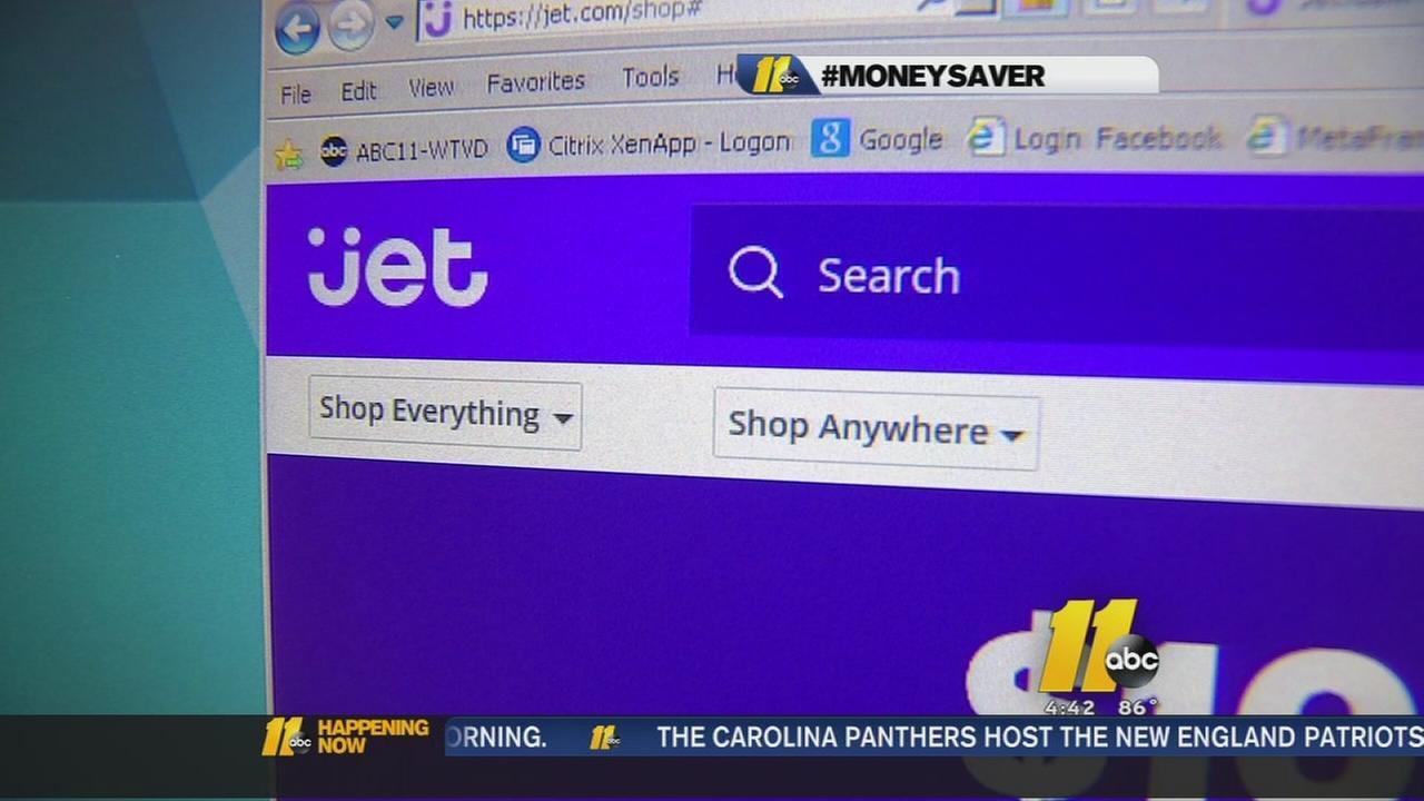 Comparing online retail deals