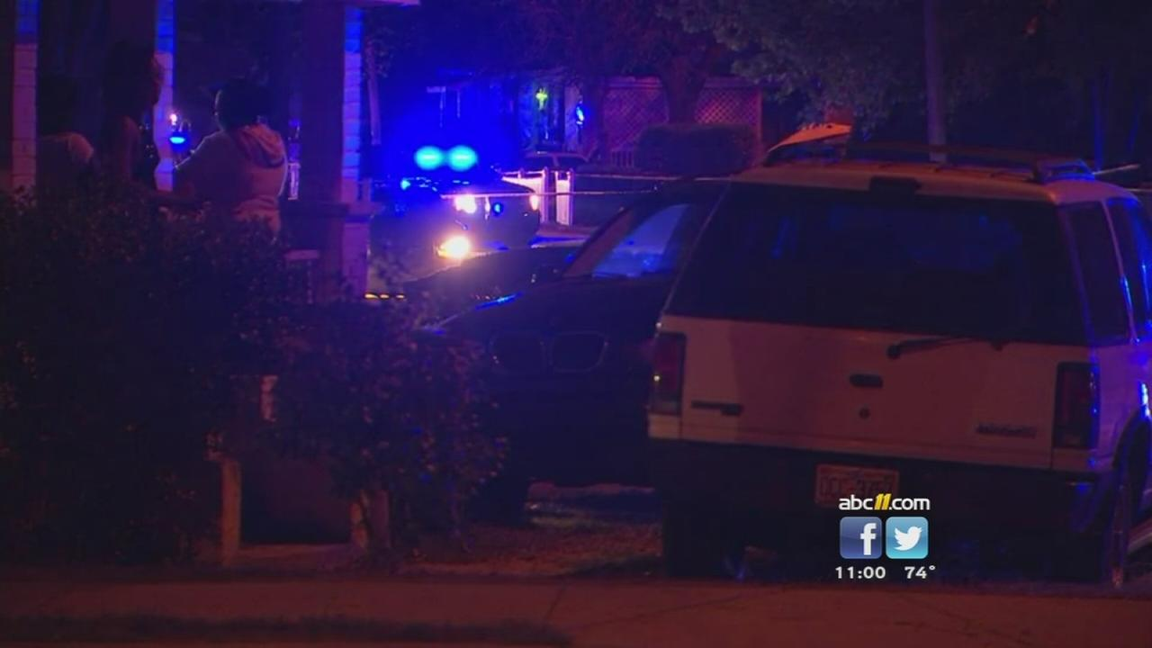 Man shot to death in Wake Forest
