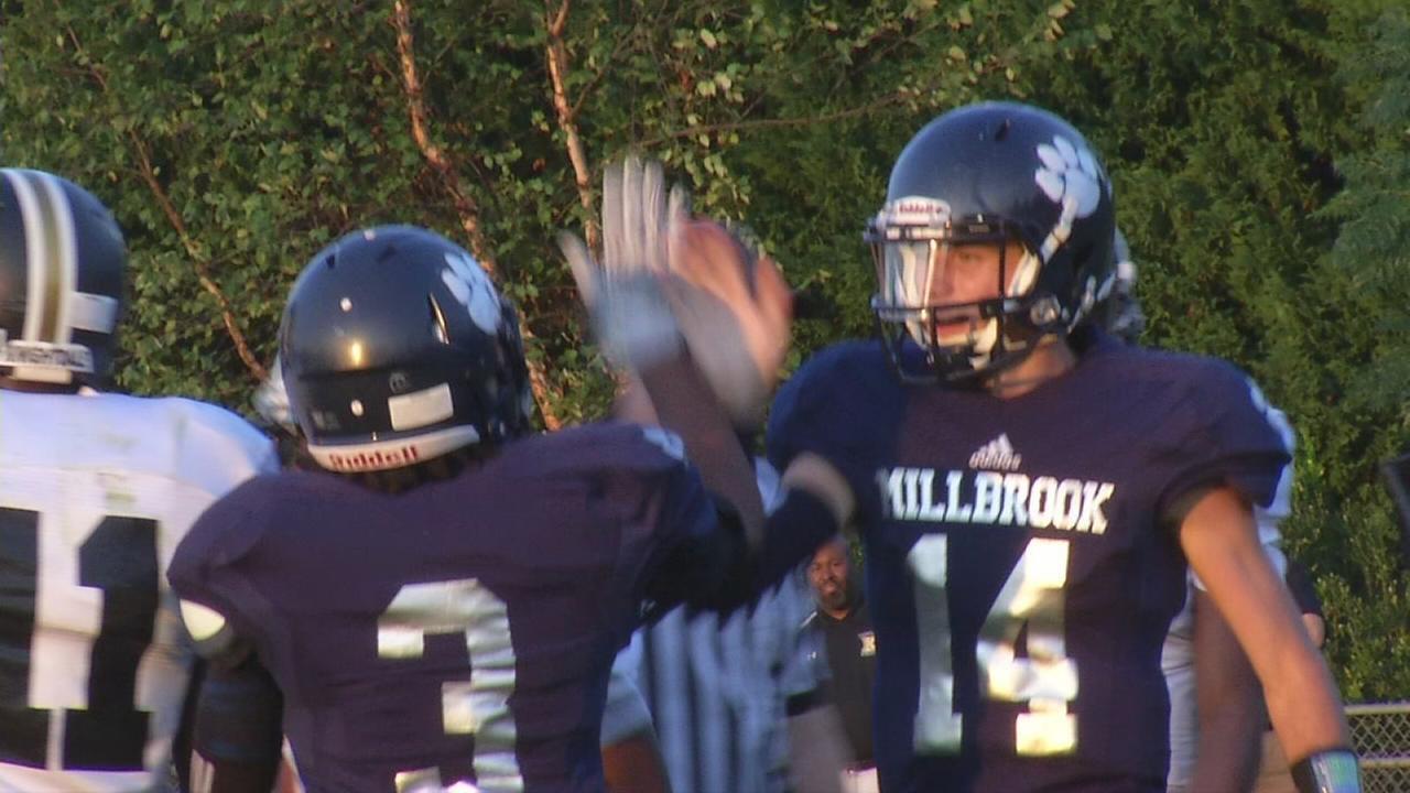 Millbrook handshake