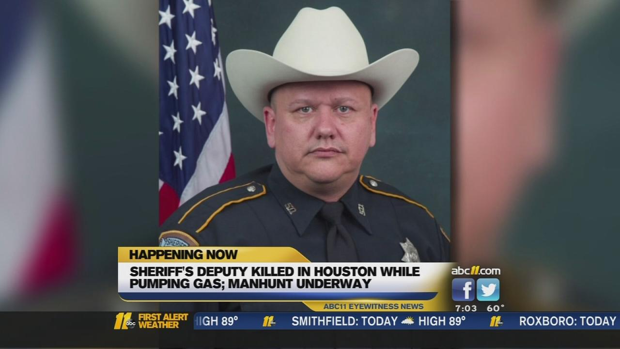 Sheriffs Deputy killed in Houston