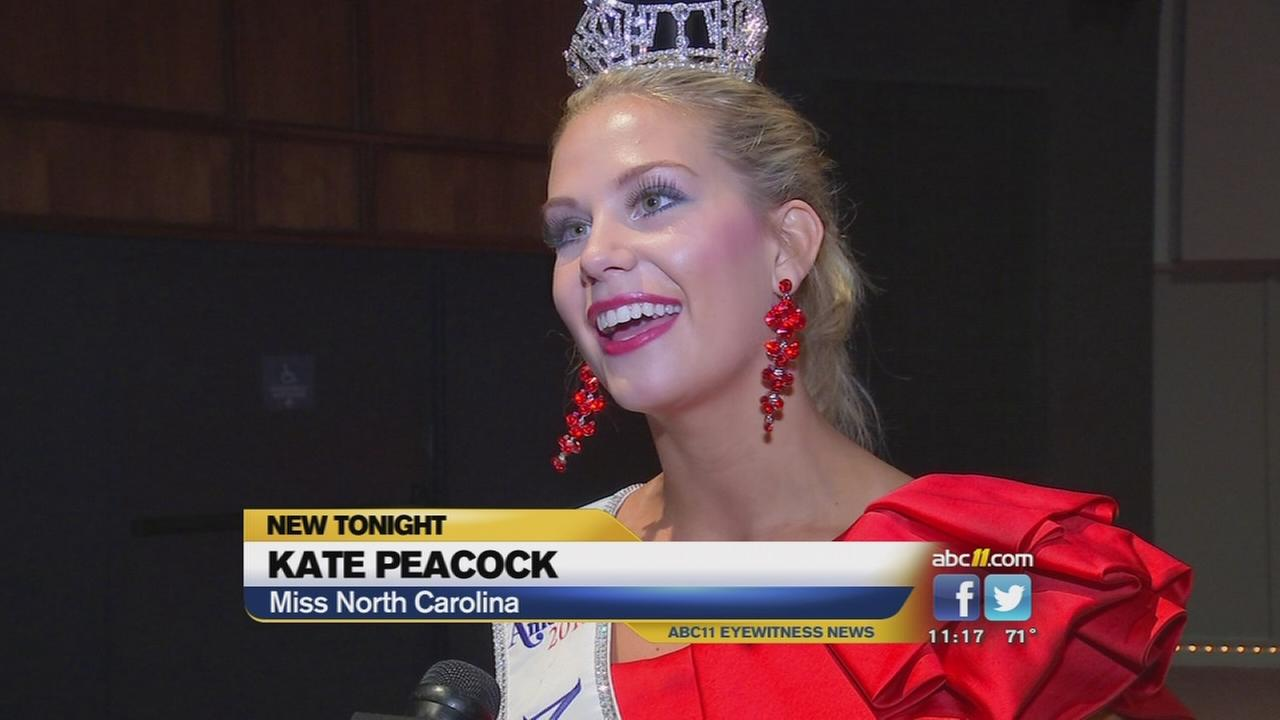 Miss NC leaves for Miss America