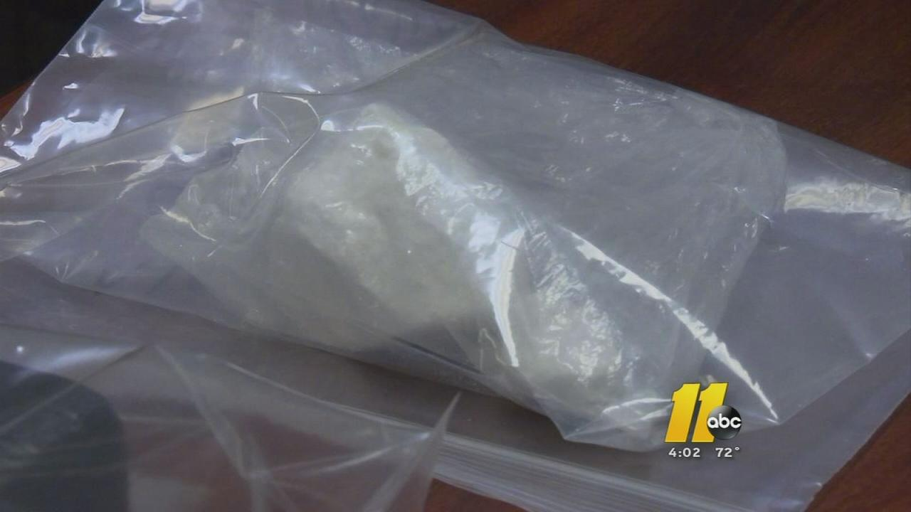 Major cocaine bust in Rocky Mount