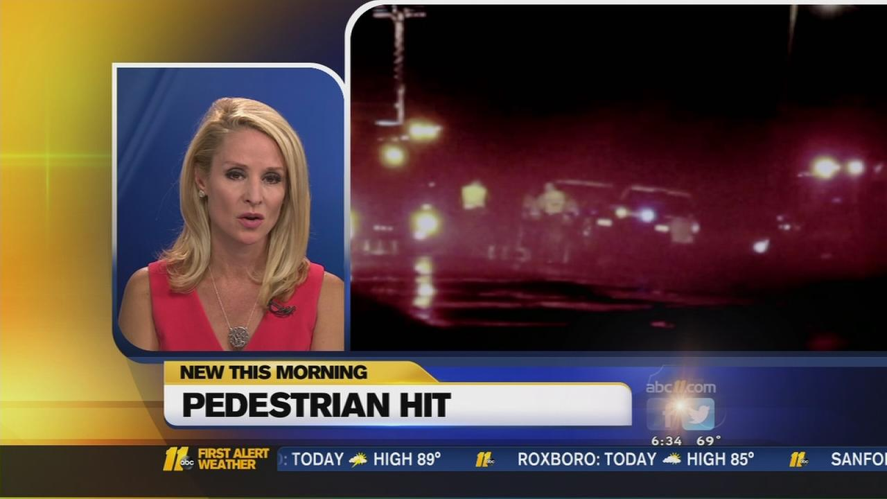Pedestrian critically injured in Cumberland County