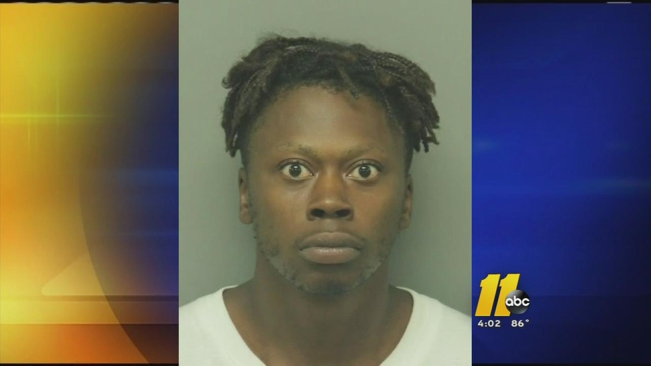 On the run: Suspect in Raleigh rape and two shootings - one fatal