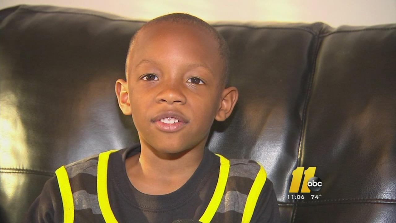5-year-old inadvertently put on school bus in Sanford