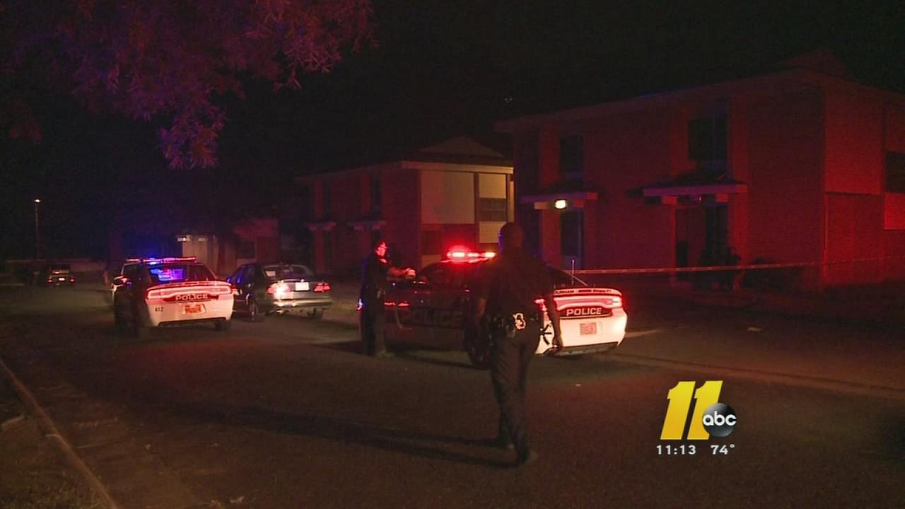 2 shot in Durham