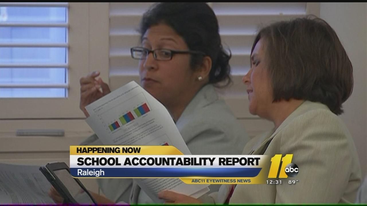 NC public schools: student gains slim, graduation rate up