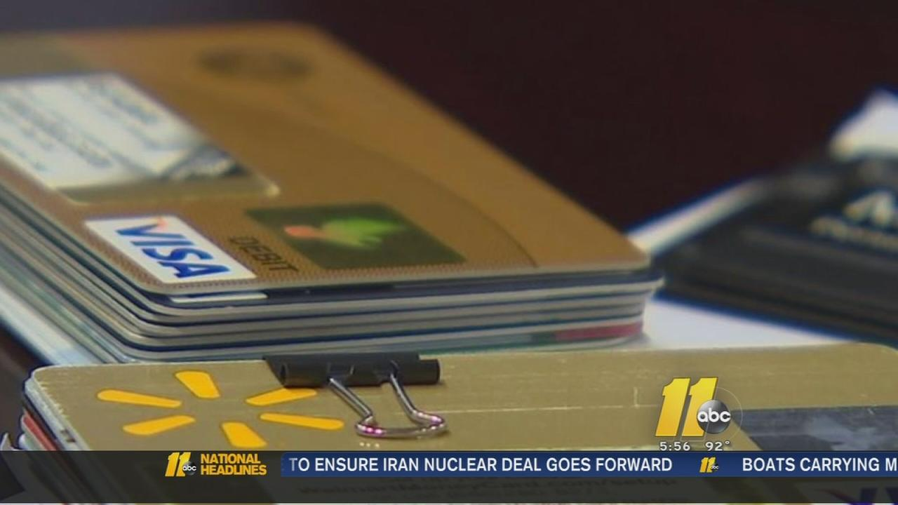 New type of credit card fraud hitting Triangle