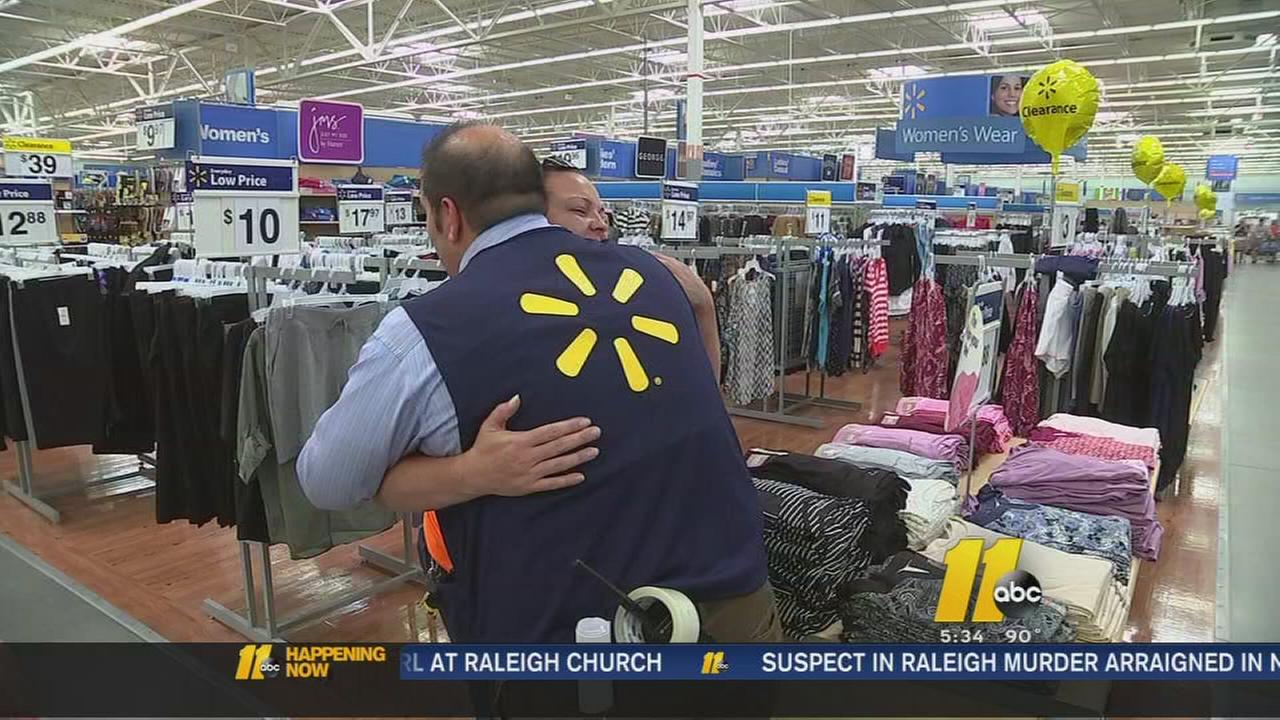 Walmart steps up to help Princeton fire victims