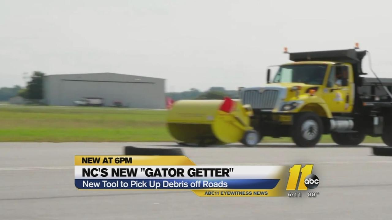DOT unveils the Gator Getter