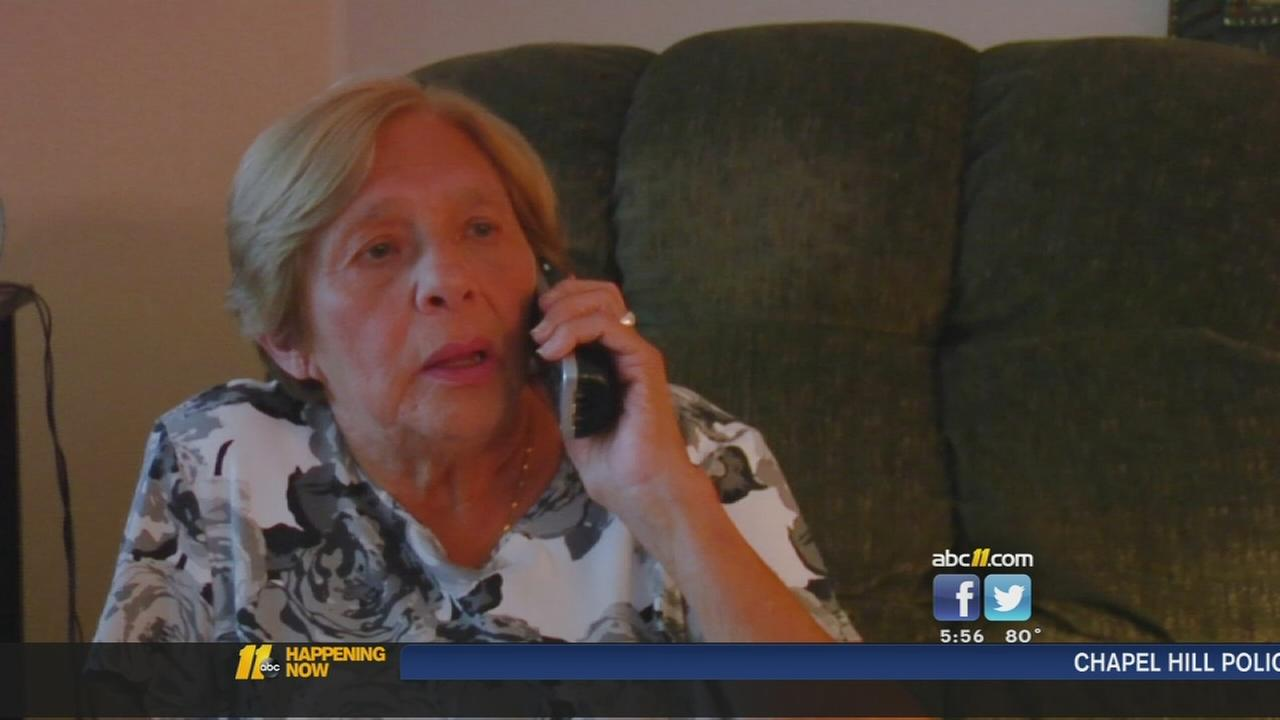 Scam targets family members