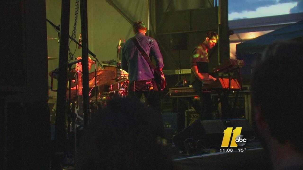 Hopscotch Music Festival rocks Raleigh