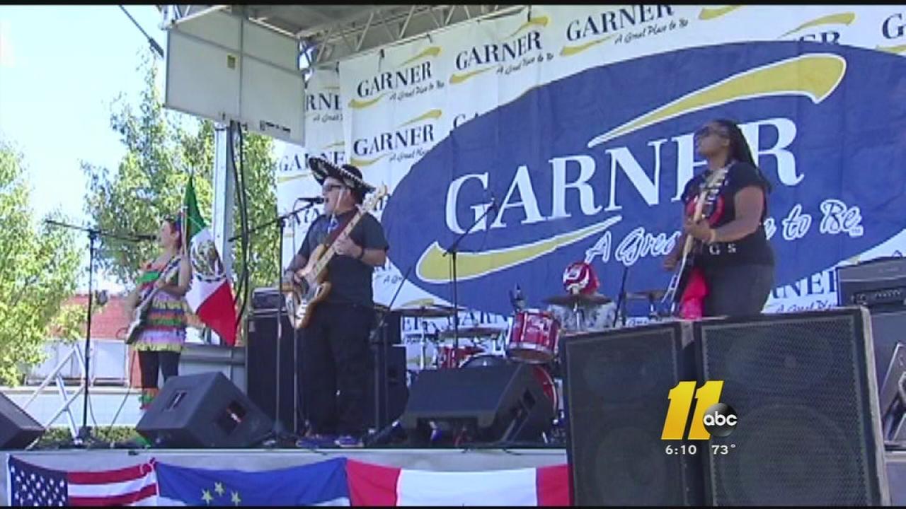 Carnaval Latino comes to Garner