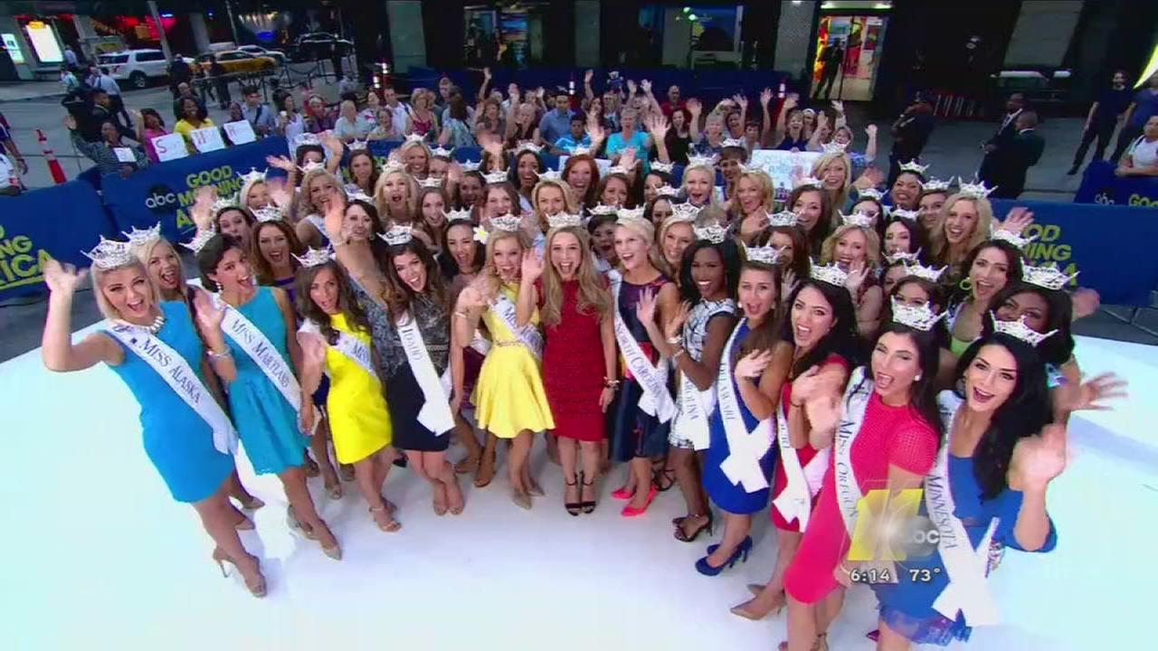 Miss America airs tonight on ABC11