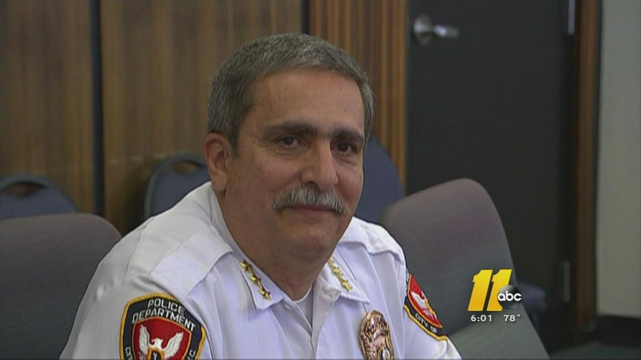 Lopez proud of accomplishments as Durham police chief