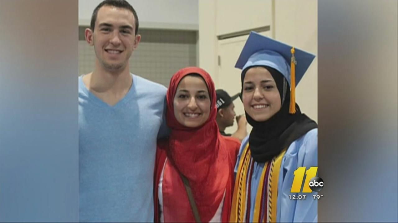 UNC students to honor classmates