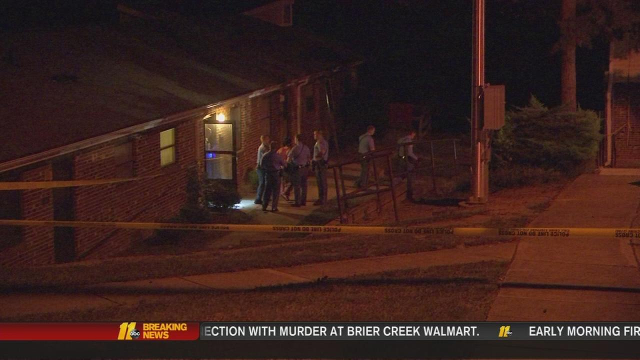 Police: Man injured in domestic-related stabbing