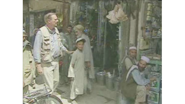 <div class='meta'><div class='origin-logo' data-origin='none'></div><span class='caption-text' data-credit='WTVD Photo'>Larry Stogner reports from Afghanistan.</span></div>