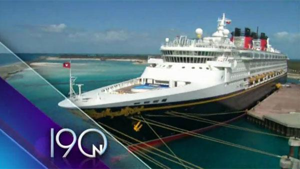 190 North takes a Disney Fantasy Cruise