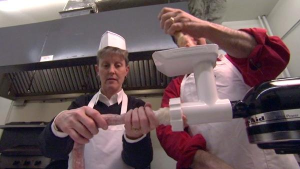 190 Big Deal: Sausage-Making at the Dank Haus