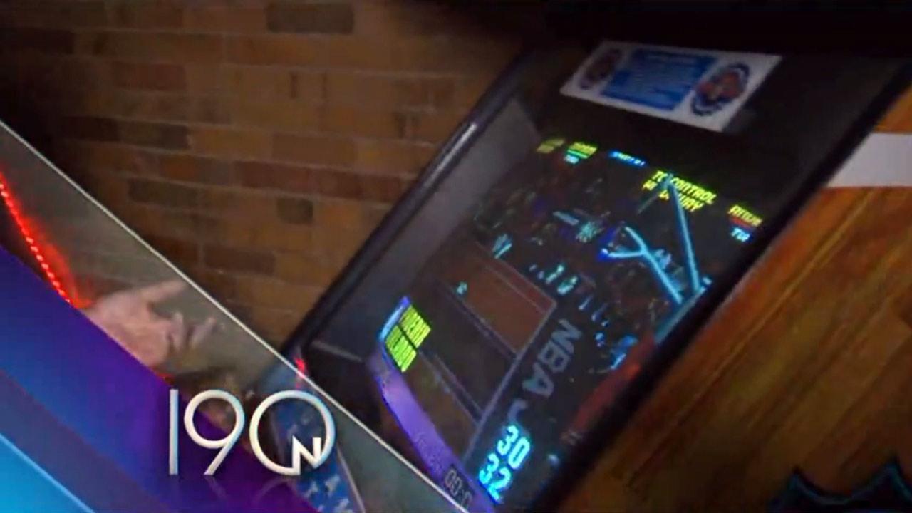 80's Style Arcades