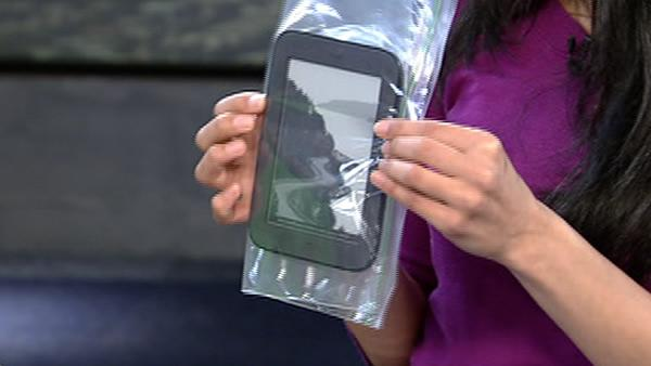 7Live: Waterproofing tech gadgets