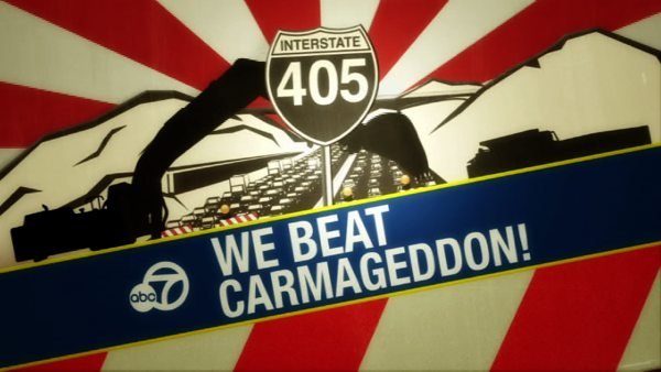 Carmageddon victory celebrated