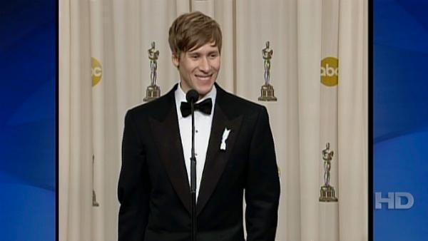 Backstage with Dustin Lance Black