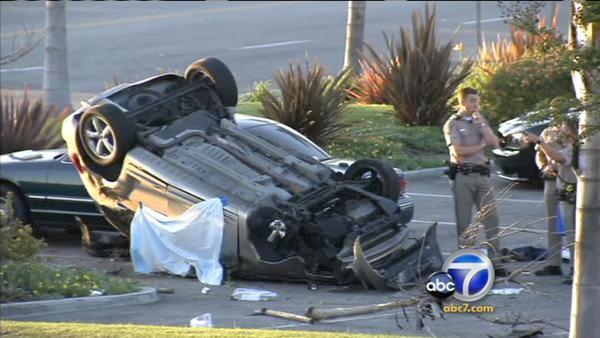 La Habra Heights Car Accident
