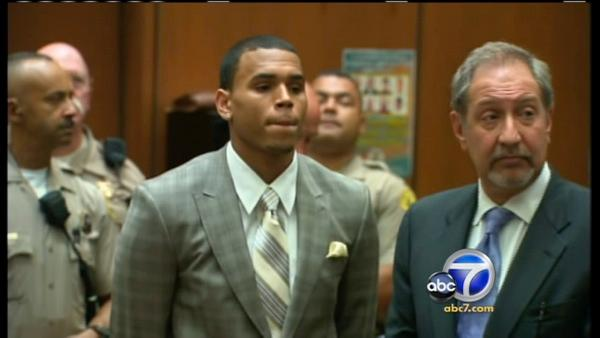 OTRC: Singer Chris Brown pleads not guilty