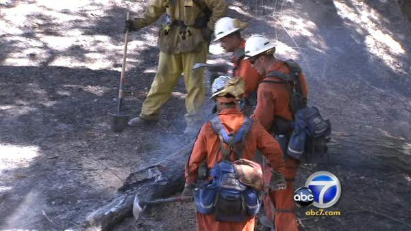Dry weather has firefighters on high alert