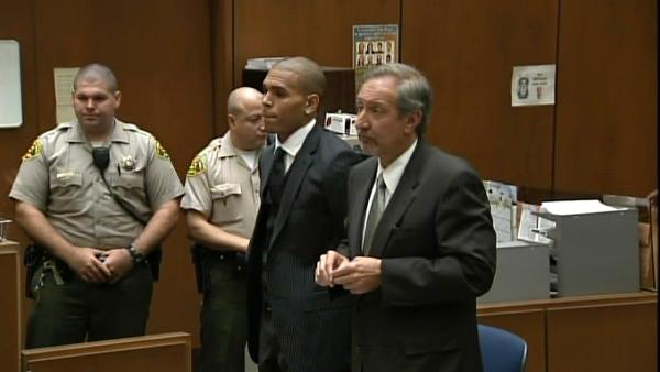 OTRC: Watch Chris Brown sentenced in L.A. court