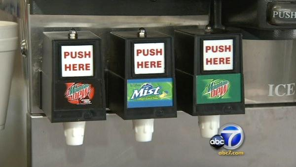 Study links soda consumption, obesity