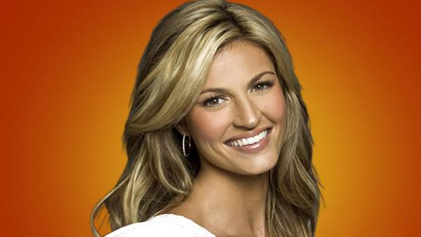 ESPN Reporter Erin Andrews is contestant on the new season of 'Dancing With the Stars.'