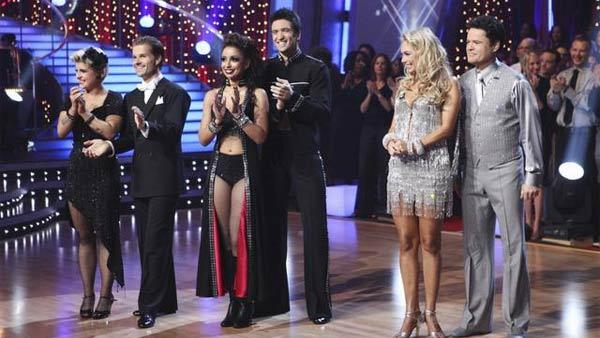 Kelly Osbourne, Mya, and Donny Osmond are the final three contestants on this season's