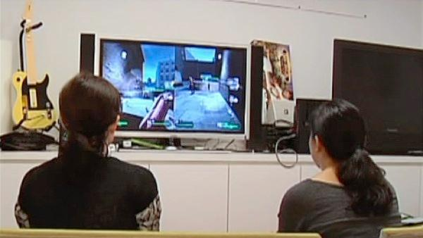 Move over boys: More girls playing video games